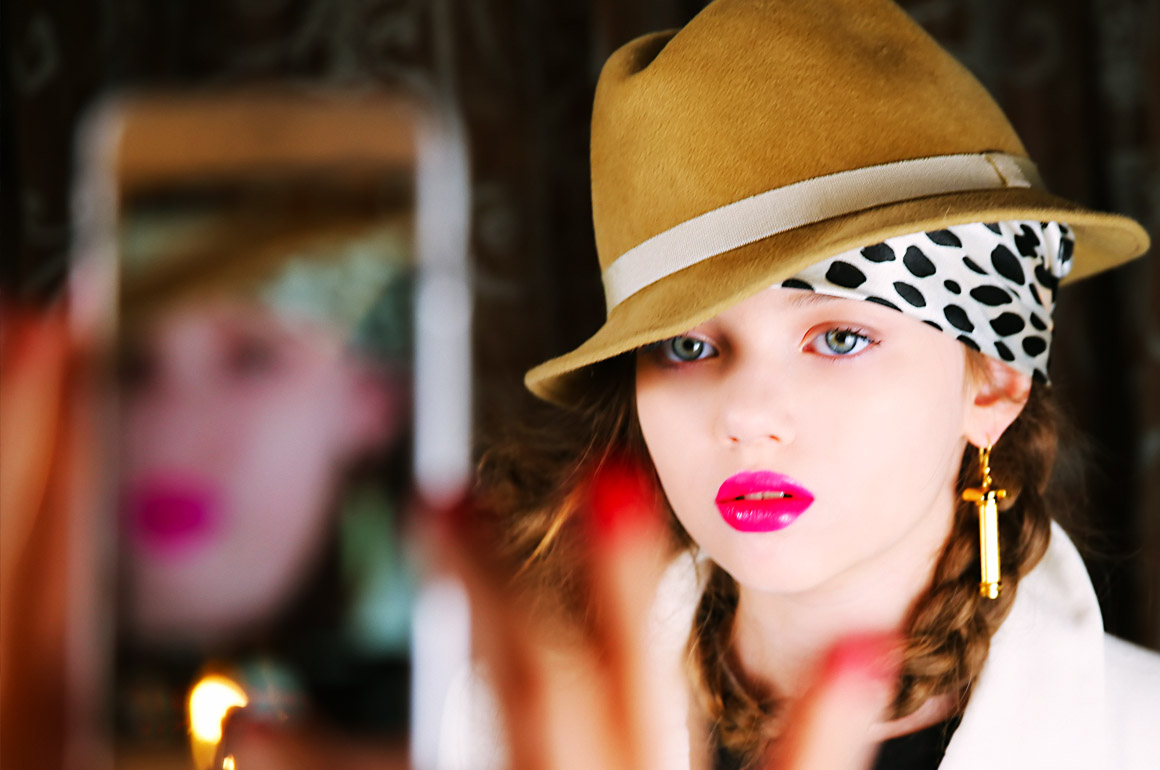 colourful hat trick styleinamajor